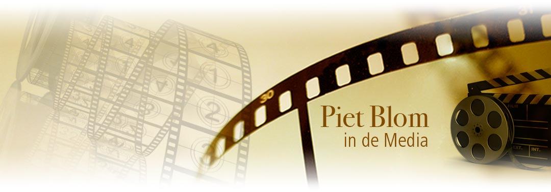 Piet Blom in de Media