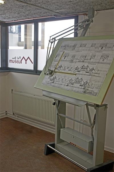 tekentafel