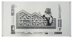 Kasbah Moneypoly spel